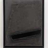 Erwin Bechtold, Notierung 15 grau dunkel, 2002