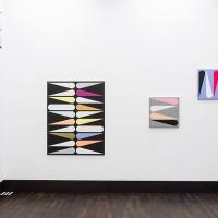 Ausstellungsansicht | Exhibition view - Karim Noureldin, Friedhelm Falke, Jan van der Ploeg