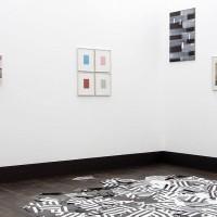Ausstellungsansicht | Exhibition view - Claudia Desgranges, Martin Noël, Friedhelm Falke, Maik & Dirk Löbbert, Martin Pfeifle