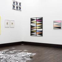 Ausstellungsansicht | Exhibition view - Martin Pfeifle, Detlef Beer, Karim Noureldin, Tim Trantenroth, Friedhelm Falke, Jan van der Ploeg