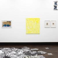 Ausstellungsansicht | Exhibition view - Friedhelm Falke, Maik & Dirk Löbbert, Deltef Beer, Karim Noureldin, Tim Trantenroth, Martin Pfeifle