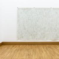 Ausstellungsansicht / Exhibition view, Kirstin Arndt (l.), Nadine Fecht (r.)