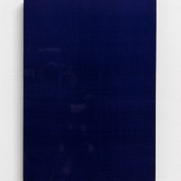 Timo Kube, Untitled (in blue), 2014