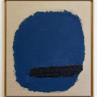 Erwin Bechtold, Incisión azul XXIV-8, 2004