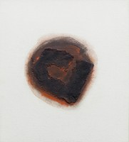 Erwin Bechtold, Bild 95-7 zum Thema Winkelbogen zentral, 1995