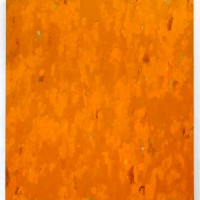 Peter Tollens, orange, 1987