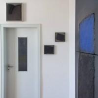 """Ausstellungsansicht """"Erwin Bechtold start review"""", kunstgaleriebonn 2014"""