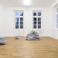 eAusstellungsansicht: Dóra Maurer, Esther Stocker. ENTFERNTE NÄHE, kunstgaleriebonn, 22.11.2013 - 17.01.2014