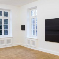 Max Cole. Across the Fourth Dimension, 2012, Ausstellungsansicht, kunstgaleriebonn
