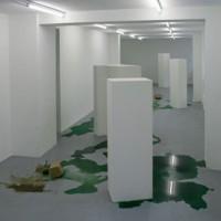 Schirin Kretschmann, Frappuccino Verde + White Level, 2009