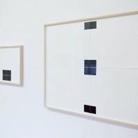Ausstellungsansicht Papier/Paper II, Frank Gerritz