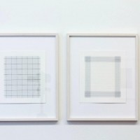 Ausstellungsansicht Papier/Paper II, Hadi Tabatabai