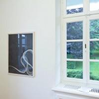 Ausstellungsansicht Papier/Paper II, Mark Sheinkman