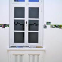 Installationsansicht: Martin Pfeifle, RADO, kunstgaleriebonn, 26.10.2011