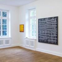 """Ausstellungsansicht """"Reason and Belonging. John Zinsser and Related Painters"""""""