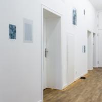 """Ausstellungsansicht """"Painting and Beyond"""", Schirin Kretschmann"""