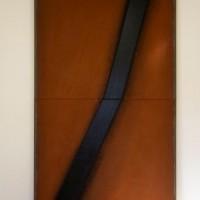 Ausstellungsansicht: Erwin Bechtold. Ventana, kunstgaleriebonn, 04.11. - 21.12.2011